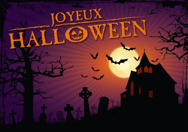 Une créa pour fêter Halloween !