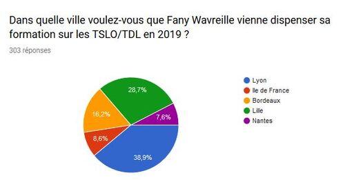 Ville 2019-réponses au sondage