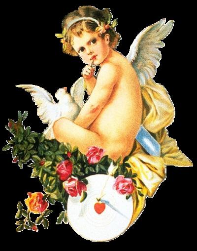 Ange Saint Valentin