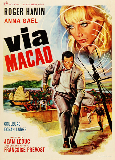 VIA MACAO BOX OFFICE 1966