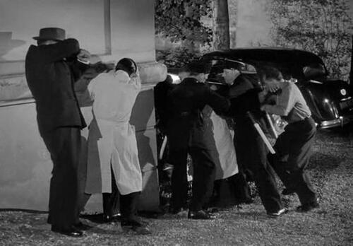 Echec au porteur, Gilles Grangier, 1957