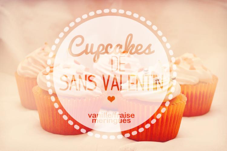 Cupcakes de Sans-Valentin