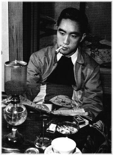"""Résultat de recherche d'images pour """"yukio mishima la mort en été"""""""
