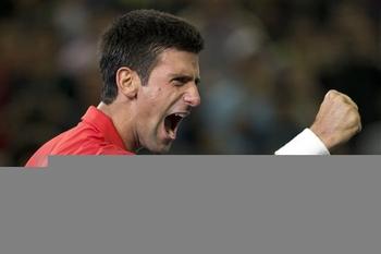 Djokovic en transe