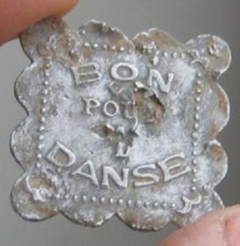 Bon pour 1 dance avers