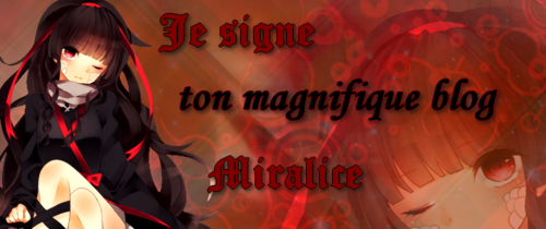 Theme pour Miralice