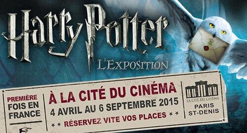 Harry Potter : une expo à la Cité du Cinéma jusqu'au 6 septembre