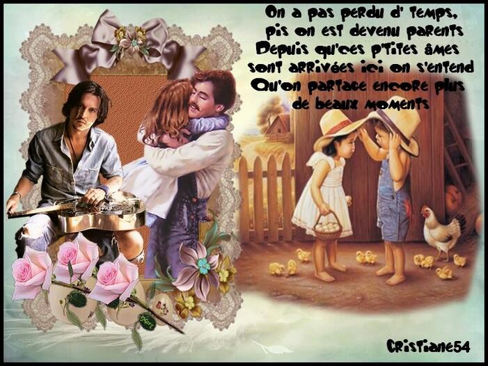 Défi partagé pour Marie Carmen ( Nous autres )