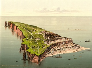 Heligoland, l'île indestructible ...