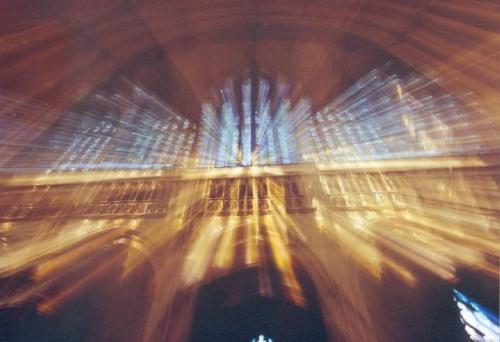 Vision pendant une méditation Avril 2010