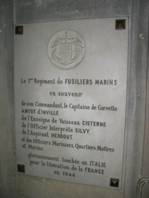 * ROME - Chemins de mémoire : l'Eglise Saint Louis des Français