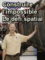 """Construire l'impossible Le défi spatial : En 2035, la NASA envisage de programmer la 1ère mission habitée vers Mars """"le Saint Graal des voyages dans l'espace"""" à bord du véhicule spatial Orion. Pour effectuer ce périple de 2 ans et de 100 000 kilomètres, il faut un module capable de subvenir aux besoins de l'équipage dans un environnement des plus hostiles, au sein de la fusée la plus puissante jamais conçue. La mise au point de ce titan technologique n'aurait pas été possible sans l'apport des pionniers du passé. Des experts de l'ingénierie vont étudier le travail du scientifique américain Robert Goddard qui, en 1926, mis au point la première fusée mais fut blâmé pour avoir osé prétendre qu'un jour, les fusées emporteraient des Hommes dans l'espace. Ils illustreront également comment le sextant, instrument de navigation des marins du 18ème siècle, reste une véritable bouée de sauvetage pour les astronautes et comment le parachute à rubans, inventé dans les années 1930 par Theo Knacke, a influencé la conception du parachute de rentrée atmosphérique qui permettra de ralentir la vitesse d'Orion de 32 000 à seulement 30 km/h... ----- ... Chaine TV : RMC Découverte Date de diffusion : 29/06/2017 Réalisé par : Matthew Litchfield Nationalité : Américain Durée : 46min 42s Langue : Français"""
