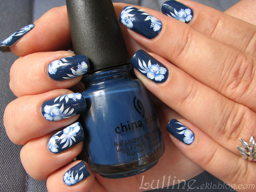 Nail Art - Rose of Althea