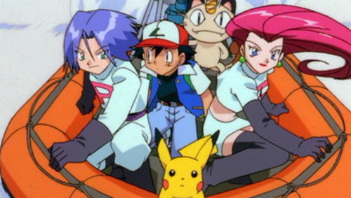 Pokémon - Film 2 : Le pouvoir est en toi !