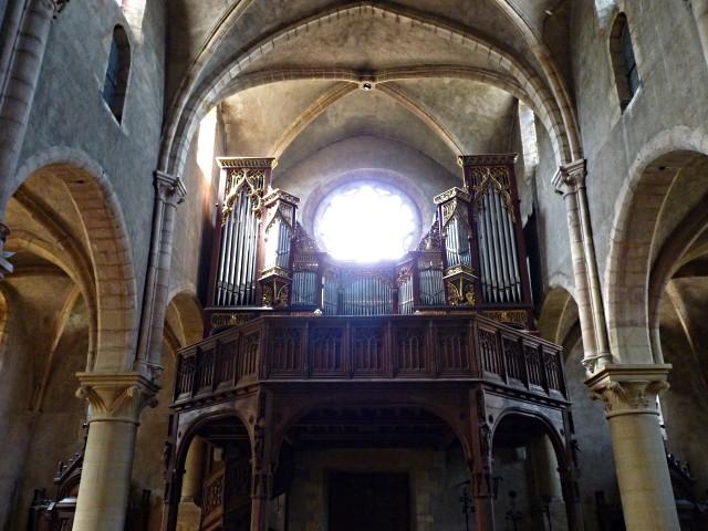 Gorze église Saint-Etienne 2 Marc de Metz 2001