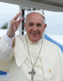le pape françois, premier pape originaire d'amérique latine