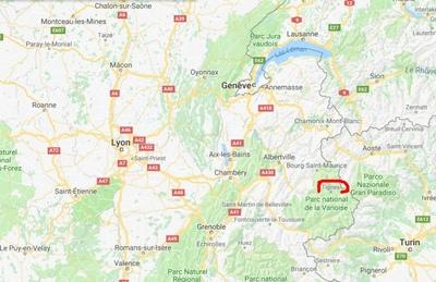 Vacances à Tignes