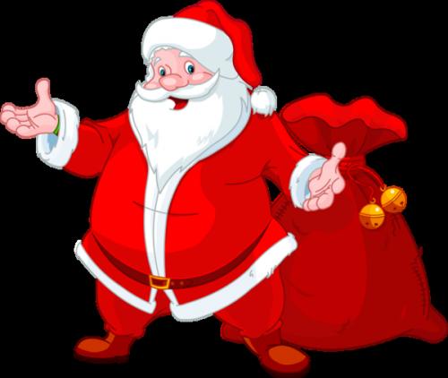 Tubes père Noël.