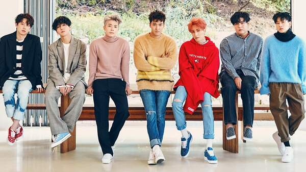 Super Junior - Promotion 2017