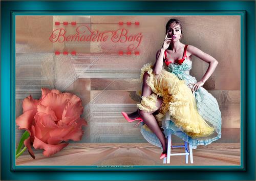 Bernadette Borg