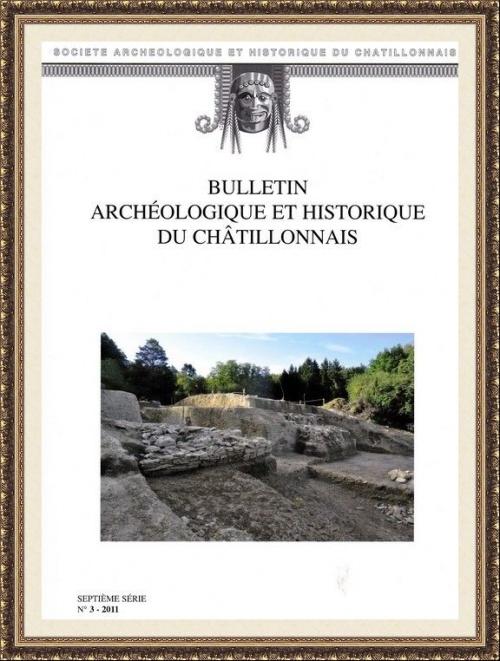 L'Assemblée Générale 2012 de la Société Archéologique et Historique du Châtillonnais (S.A.H.C.)