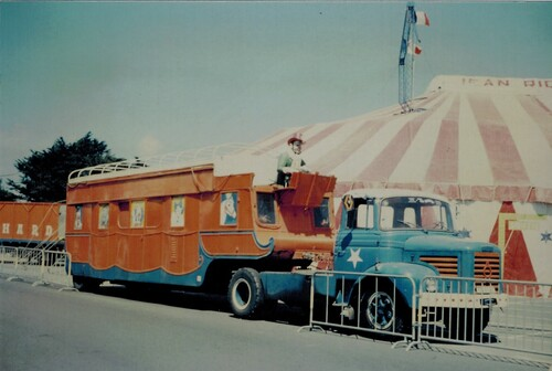 le cirque Jean Richard - 1981 (2)