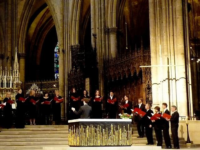 La nuit des cathédrales à Metz 2 Marc de Metz 2012