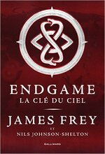 Endgame Tome 2 : la clé du ciel de James Frey et Nils Johnson-Shelton