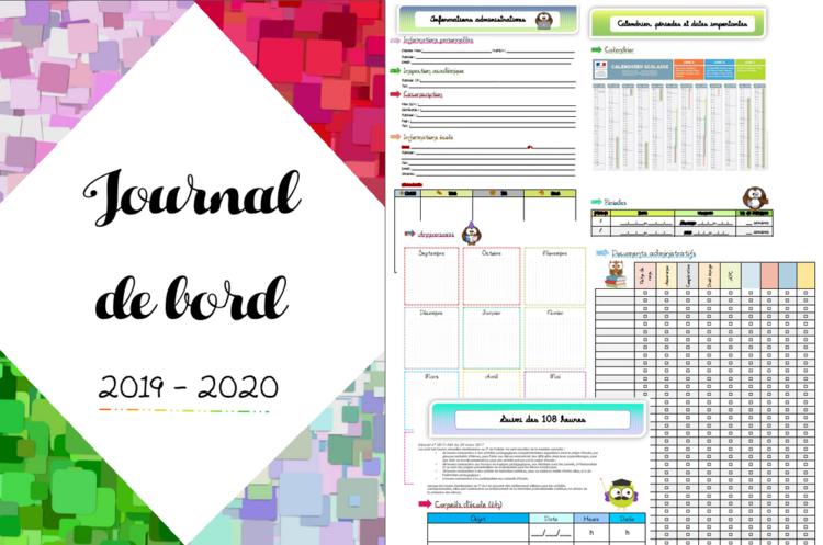 [Journal de bord] Année 2019 2020