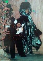 Spectacle pour Enfance : Père Noël Bleu année 2001