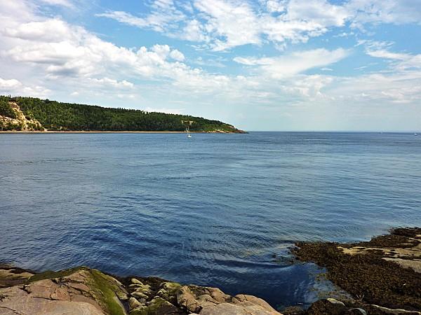 Tadoussac sentier Pointe de l'Islet 2