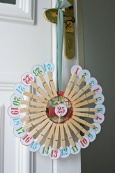 La décoration de Noël - Idée 1