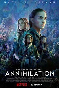 [Critique film] Annihilation