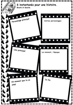 Instantanés pour une histoire, comprendre, compréhension, mémorisaion,  cycle2, Cp, ce1, dixmois