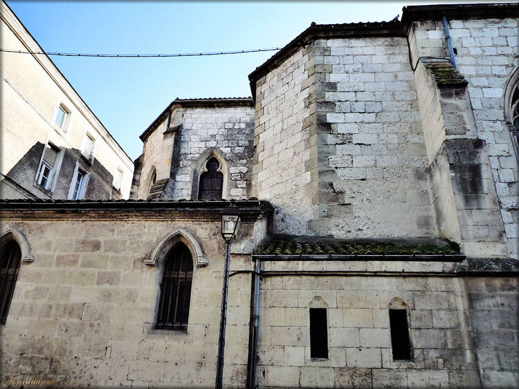 Photo de Notre Dame de Sainte Foy la Grande