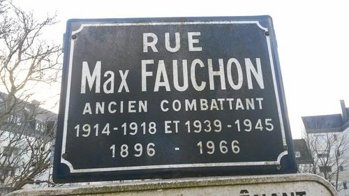 Capitaine Maximilien FAUCHON