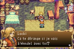 Sword of Mana - chapitre 2 - Début de l'aventure