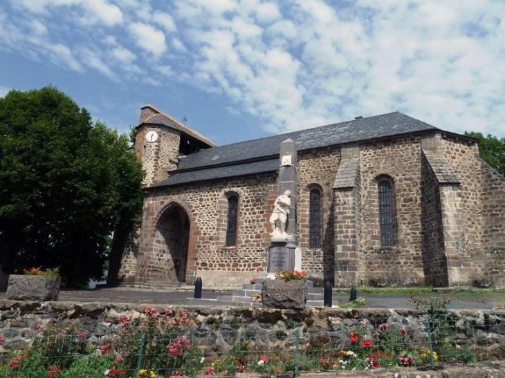 L'église - Cézens