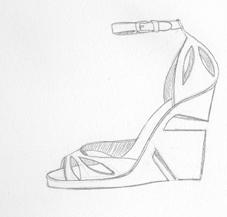 weird heel