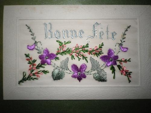 Ste Violette et Ste Fleur