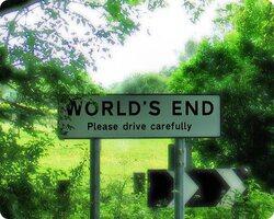 C'est pas la fin du monde...