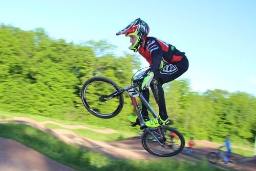 entrainement BMX Mandeure 16 mai 2017