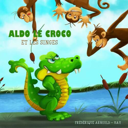 Aldo le croco part à la conquête d'une ME