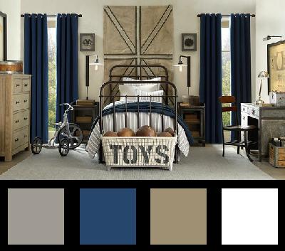 Pics photos mon ado veut une nouvelle d co pour sa chambre - Idee couleur chambre garcon ...