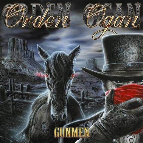 ORDEN OGAN - Les premières infos concernant le nouvel album ; artwork dévoilé