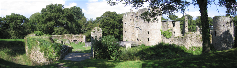 3. le château