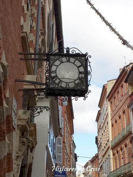 Horloge de Toulouse