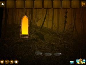 Jouer à Hush forest escape