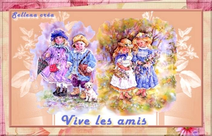377 - Vive les Amis