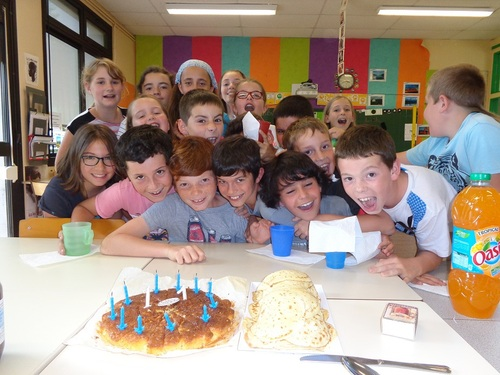 Joyeux anniversaire Ewan: 11 ans